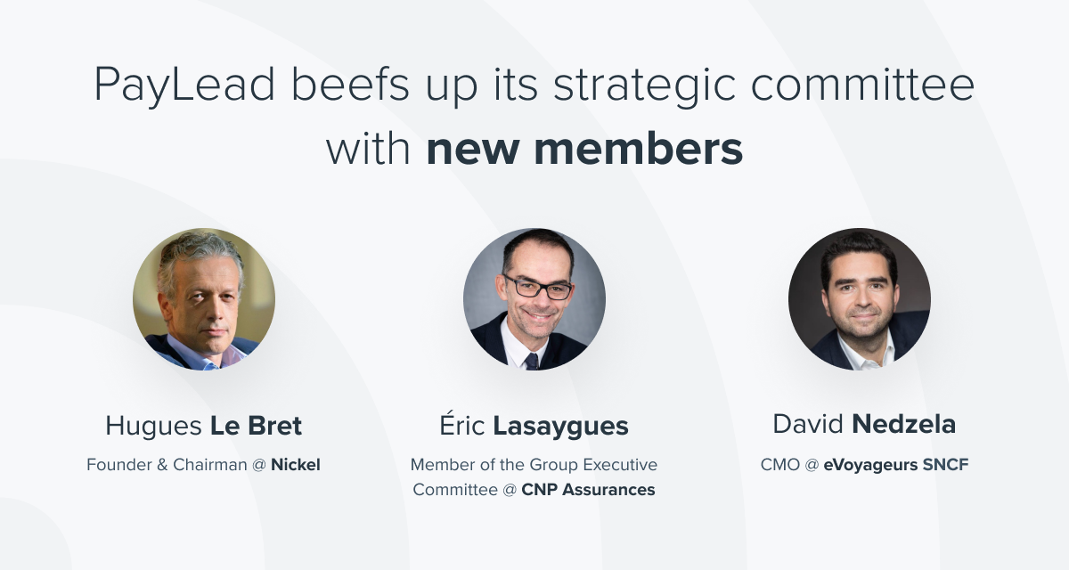 PayLead beefs up its strategic committee with new members